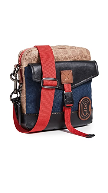 Coach 1941 Signature Crossbody with Coach Patch