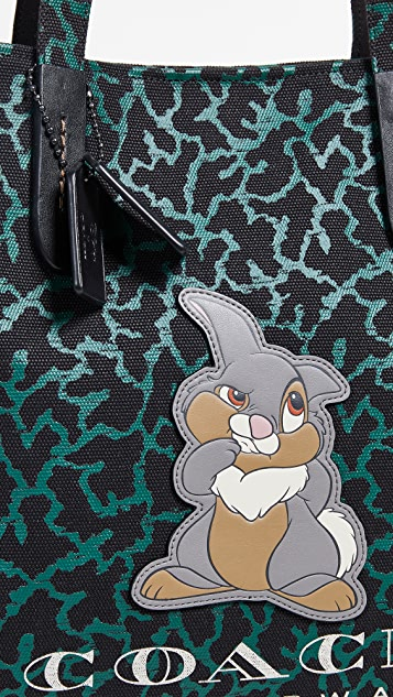 Coach 1941 x Disney Thumper Tote
