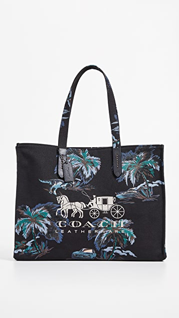 Coach 1941 Horse & Carriage Tote Bag