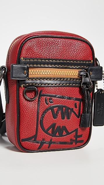 Coach 1941 x C Guang Yu Dylan 10 Rexy Crossbody Bag