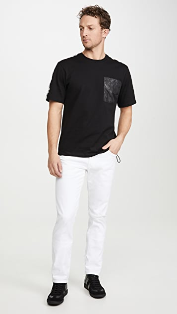 Coach 1941 Horse And Carriage Pocket T-Shirt