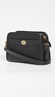 Coach 1941 Front Pocket Messenger 22 Bag