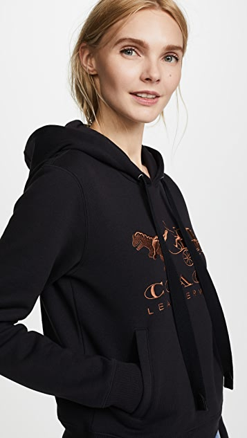 Coach 1941 Rexy & Carriage Hoodie