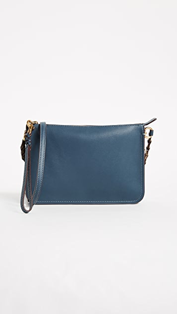 Coach 1941 Soho Cross Body with Coach Link - Dark Denim
