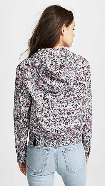 Coach 1941 x Keith Haring Windbreaker