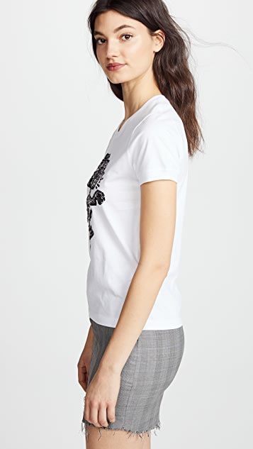 Coach 1941 x Keith Haring Embellished T-Shirt