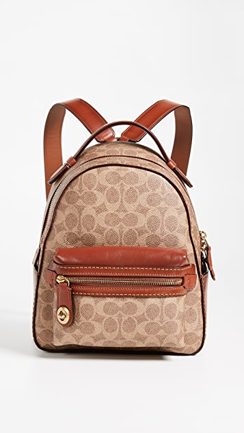 Coach 1941 Signature Campus Backpack