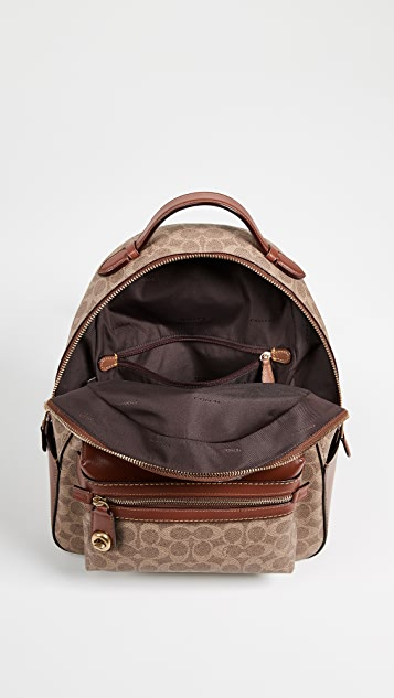 Coach 1941 Signature Refresh Campus Backpack