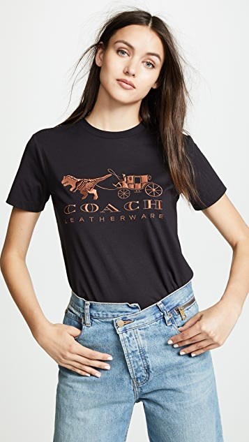 Coach 1941 Rexy & Carriage T-Shirt