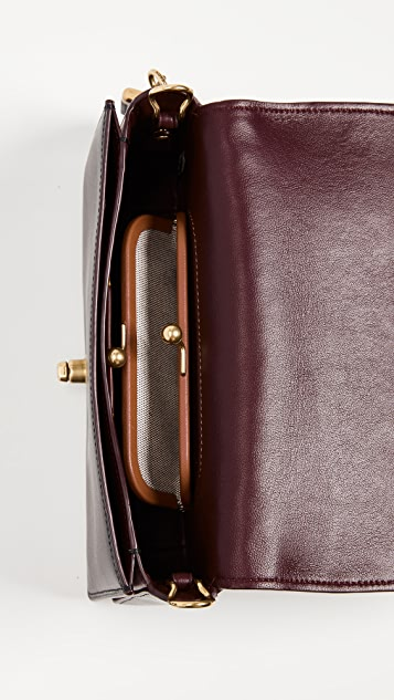 Coach 1941 Signature Leather Dinky Bag