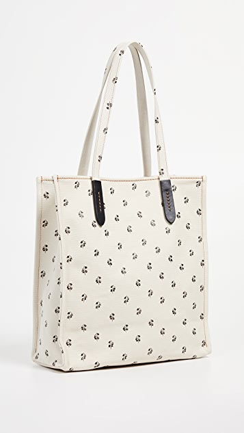 Coach 1941 Reverse Rexy & Carriage Canvas Tote