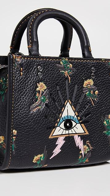 Coach 1941 Pyramid Eye Rogue Bag