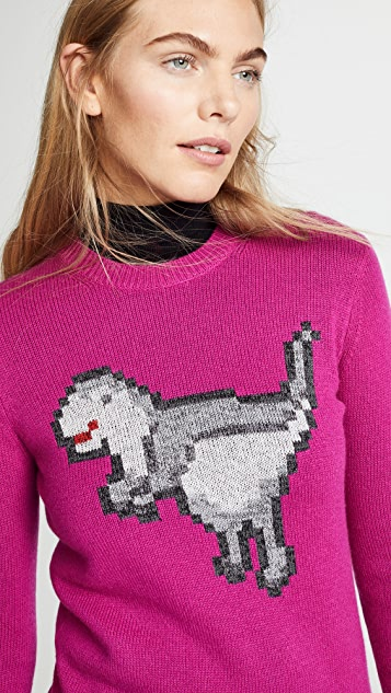 Coach 1941 Pixel Rexy Sweater