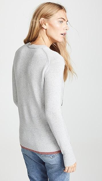 Coach 1941 Uni Intarsia Sweater