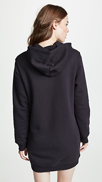 Coach 1941 Mirrored Rexy Hoodie Dress