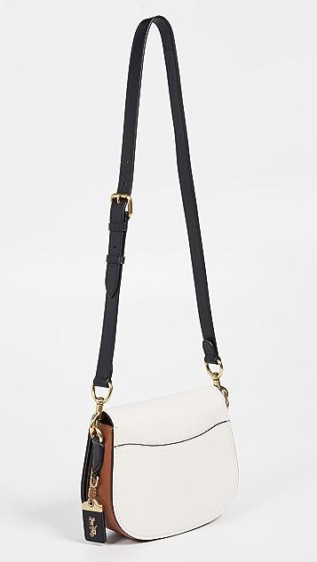 Coach 1941 Glovetanned Leather Saddle Bag