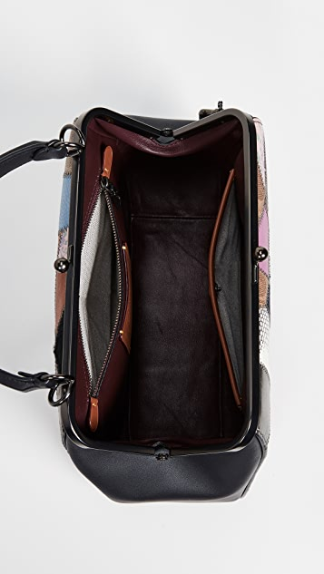 Coach 1941 Patchwork Frame Bag
