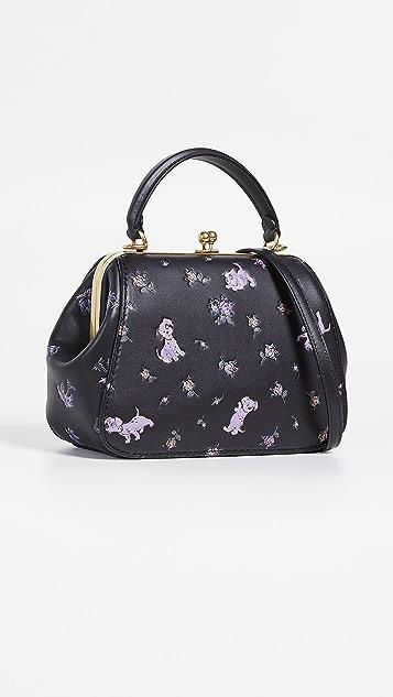Coach 1941 x Disney Print Frame Bag