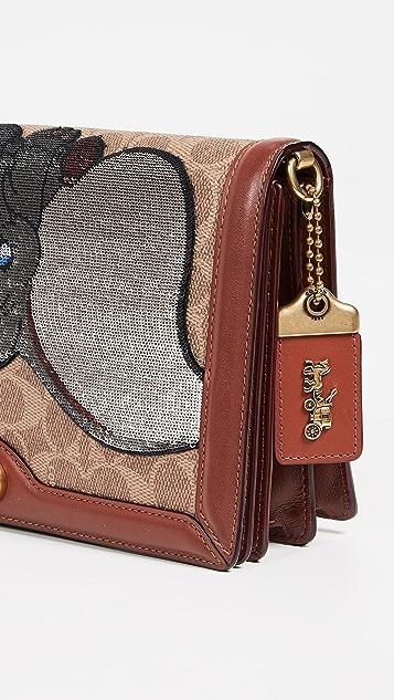 Coach 1941 x DisneyEmbellished Dumbo Riley Bag