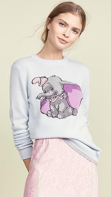 ae19cbb2aefd Coach 1941 x Disney Dumbo Intarsia Sweater | SHOPBOP