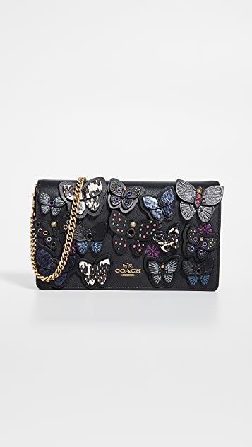 Coach 1941 Butterfly Applique Callie Bag