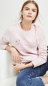 Rexy Pullover Wool Sweater