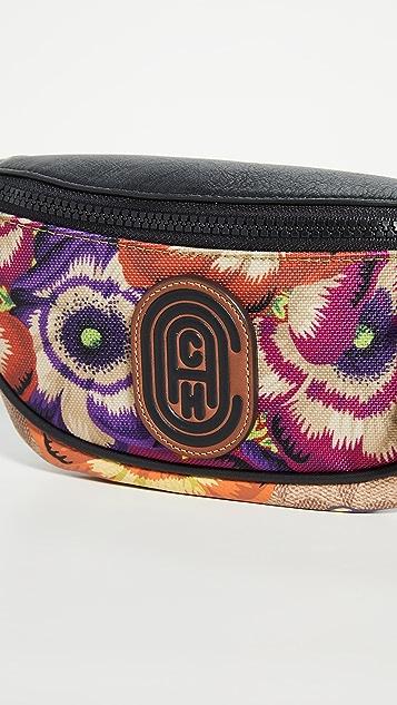 Coach 1941 Mini Rivington Signature Belt Bag