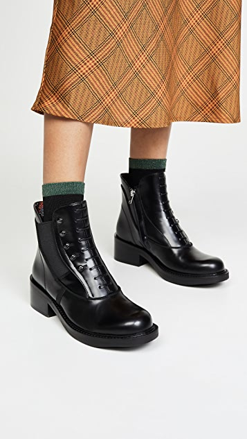 Coach 1941 x Tabitha Simmons 切尔西机车短靴