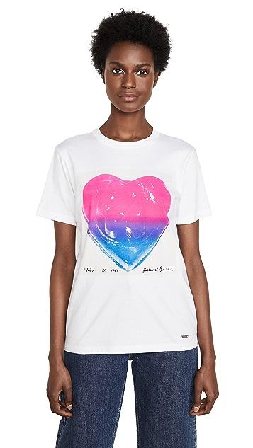 Coach 1941 Jello Heart T-Shirt