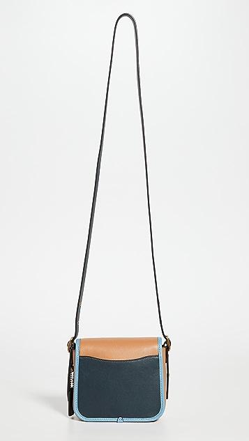 Coach 1941 Colorblock Rambler Crossbody Bag