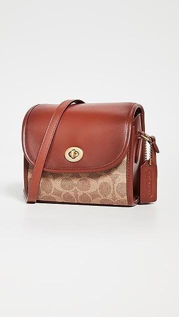 Coach 1941 旋扣午餐盒手包