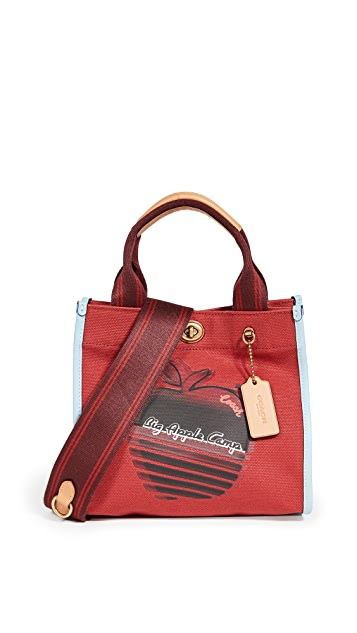Coach 1941 Apple Shadow Small Tote