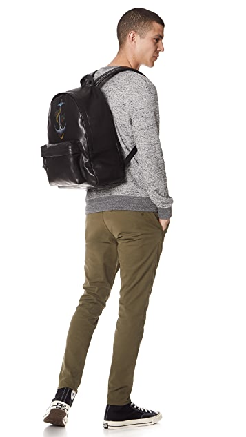 Coach New York Campus Backpack