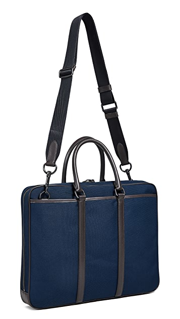 Coach New York Metropolitan Briefcase