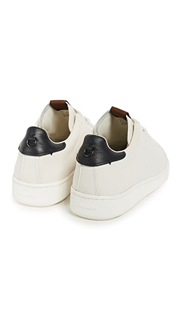 Coach New York C101 Low Top Sneaker