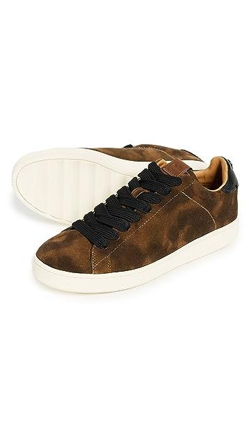 Coach New York C101 Low Top Sneakers
