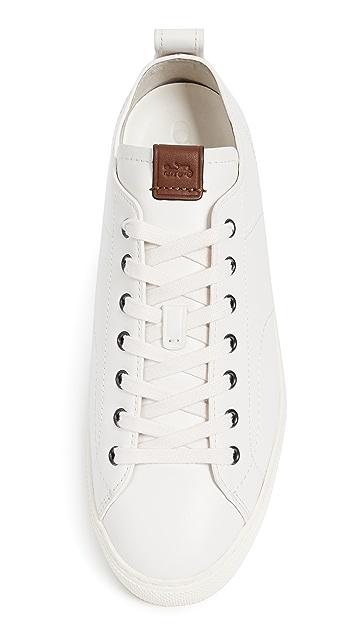 Coach New York C121 Low Top Sneakers