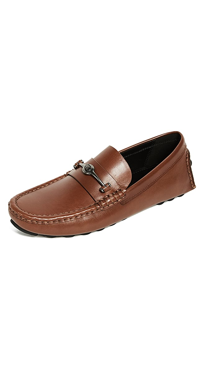 brand new good looking low priced Coach New York Crosby Turnlock Driver Shoes | EASTDANE SAVE ...