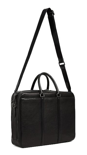 Coach New York Metro Commuter Briefcase