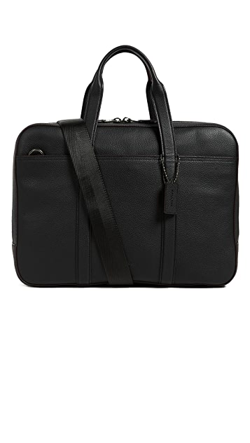 Coach New York Soft Briefcase