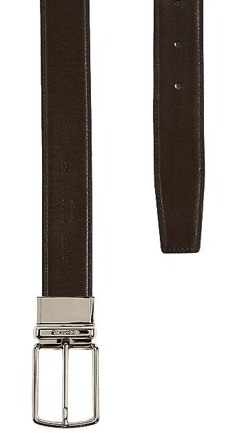 Coach New York Modern Harness Belt