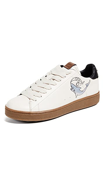 Coach New York C101 Tattoo Tooling Sneakers