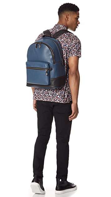 Coach New York League Backpack