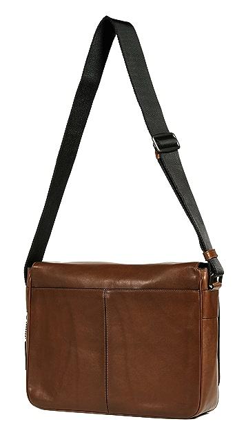 Coach New York Metropolitan Courier Bag