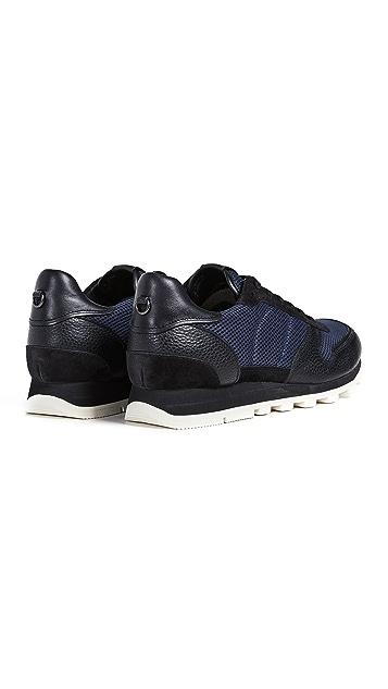 Coach New York Mixed C118 Runner Shoes