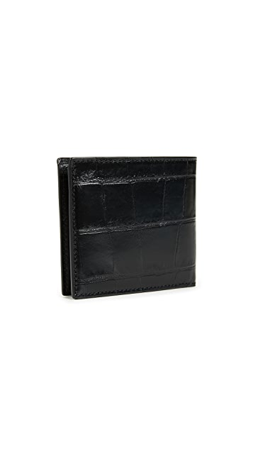 Coach New York Double Billfold Wallet