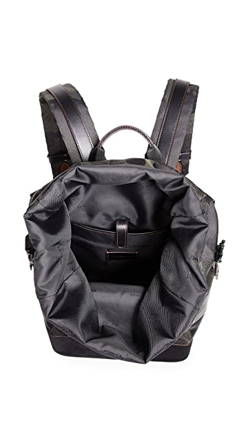 Coach New York Academy Travel Backpack
