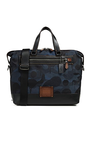 Coach New York Academy Holdall Bag