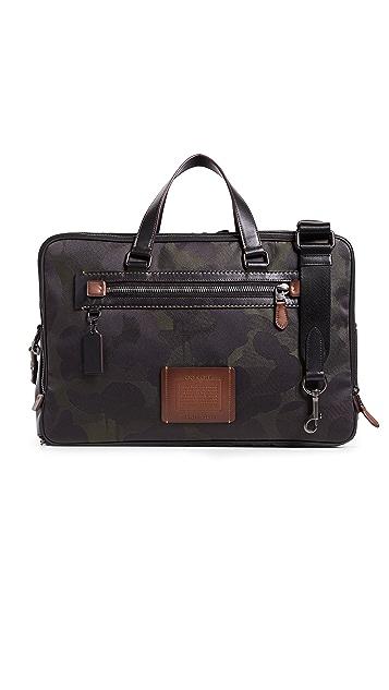 Coach New York Academy Day Bag