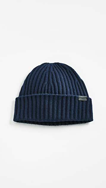 Coach New York Cashmere Beanie